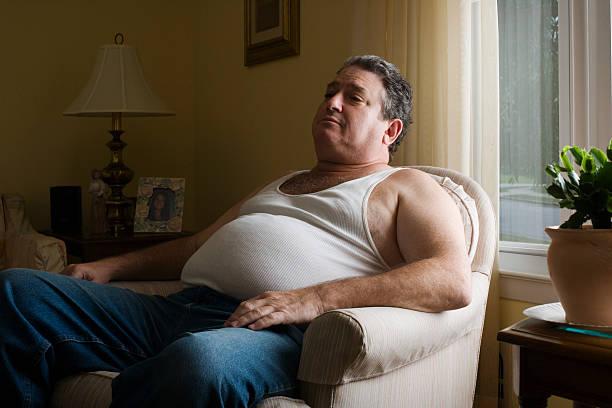 reducción de estómago antes y después hombre mayor