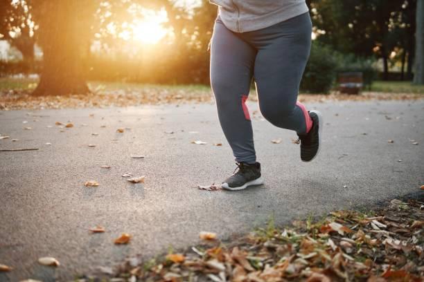 trotar correr caminar operación reducción estómago laparoscopia