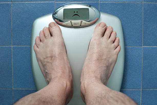 reducción de estómago riesgos pesaje